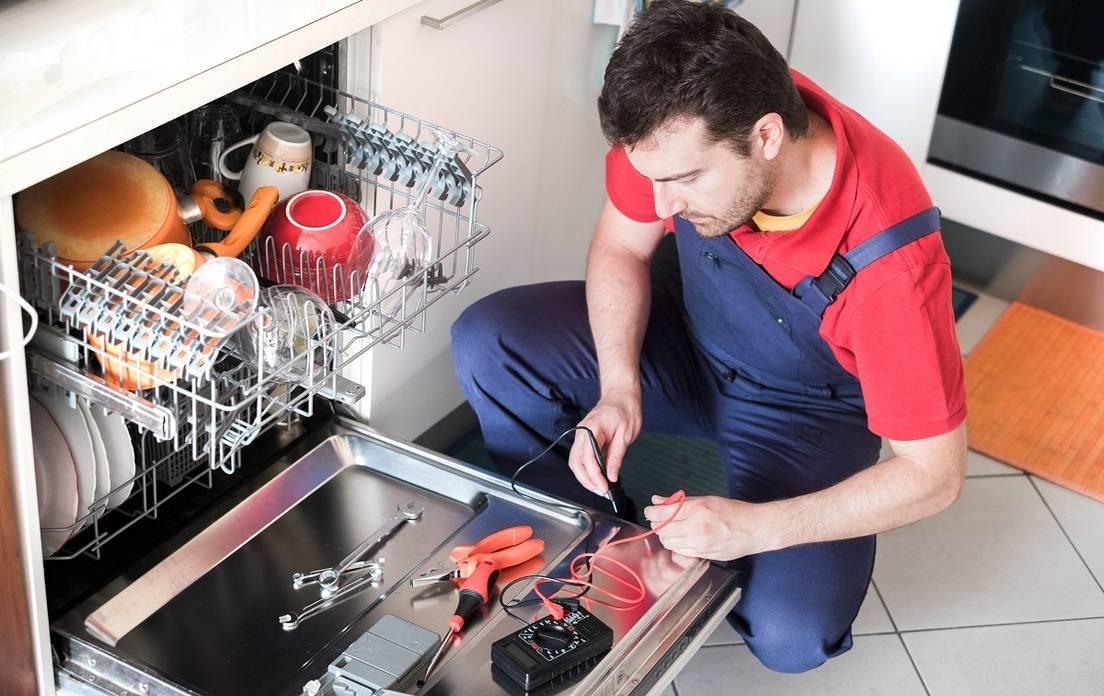 Неисправности посудомоечных машин аско: 4 распространенных проблемы