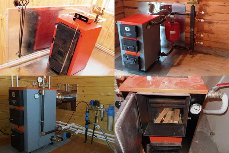 Самодельный газовый котел для отопления частного дома и дачи: обзор трех лучших конструкций | отделка в доме