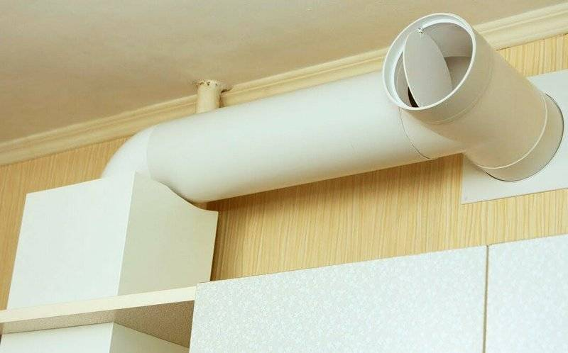 Что следует учесть при выборе воздуховода для кухонной вытяжки