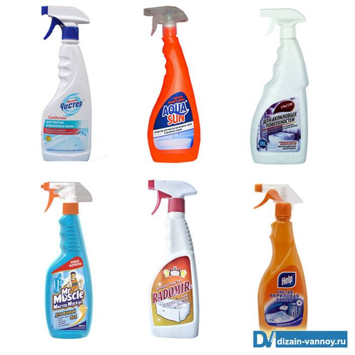 Чем лучше чистить акриловую ванну: сода и другие эффективные средства