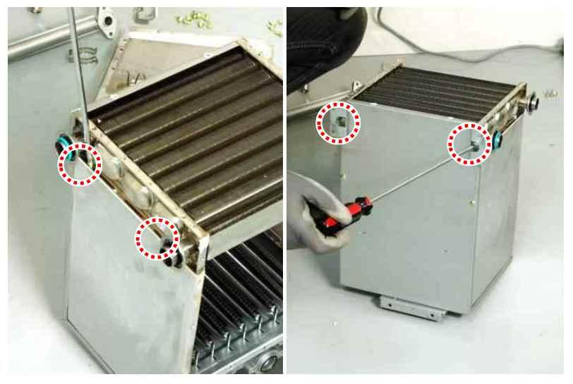 Как заварить теплообменник газового котла: инструкция по самостоятельному ремонту ⋆ строю дом