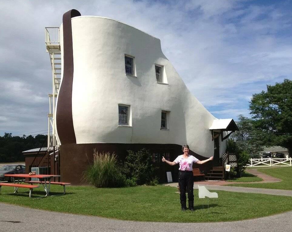 12 странных архитектурных решений в домах по всему миру, в которых скрыт неожиданный смысл | кто?что?где?