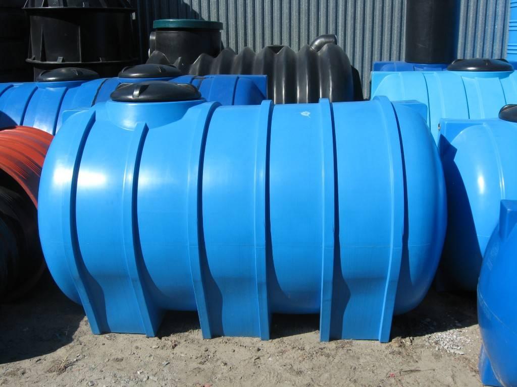 Пластиковые баки для воды: описание резервуаров из пластика, классификация, особенности