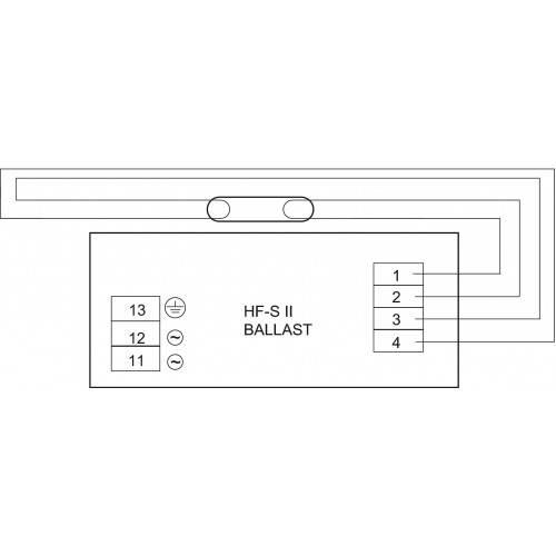 Электронный балласт для люминесцентных ламп: что это такое и схемы подключения