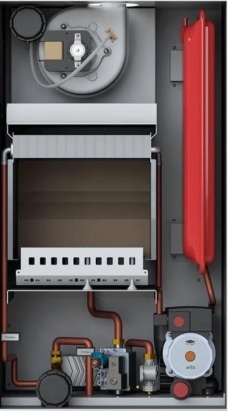 Как запустить газовый двухконтурный котел после аварийной остановки?