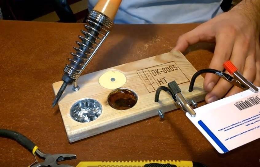 Припаять без паяльника: принцип работы и лужение, изготовление пасты своими руками, починка наушников
