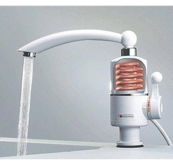 Проточные электрические водонагреватели на кран: обзор лучших предложений на рынке