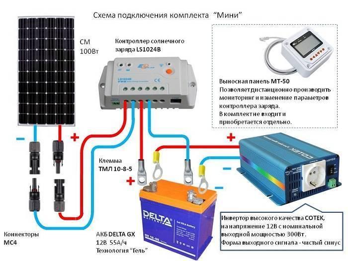Солнечный контроллер заряда: что это такое, виды и как сделать своими руками