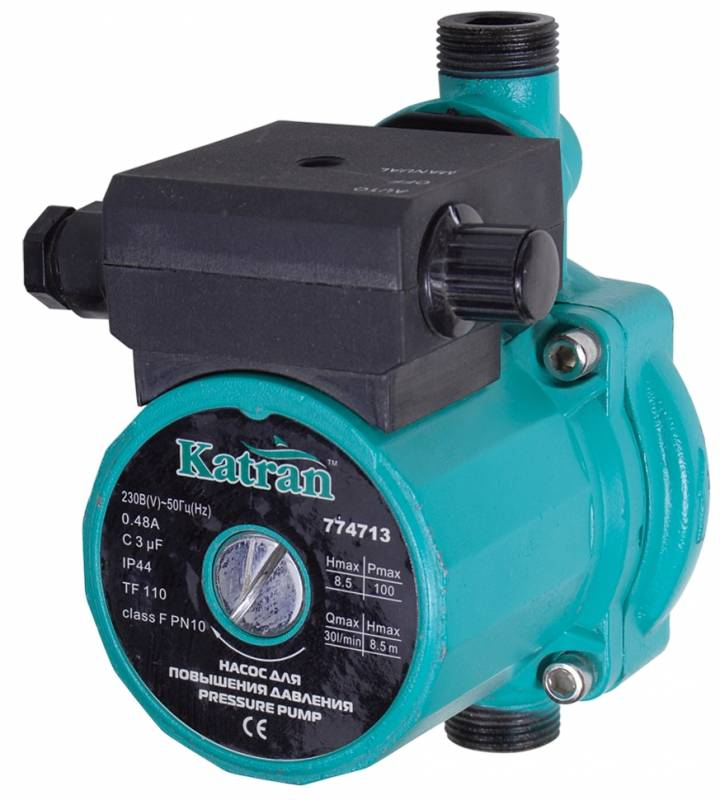 Насос для водопровода: рекомендации по выбору, установка и возможные ошибки
