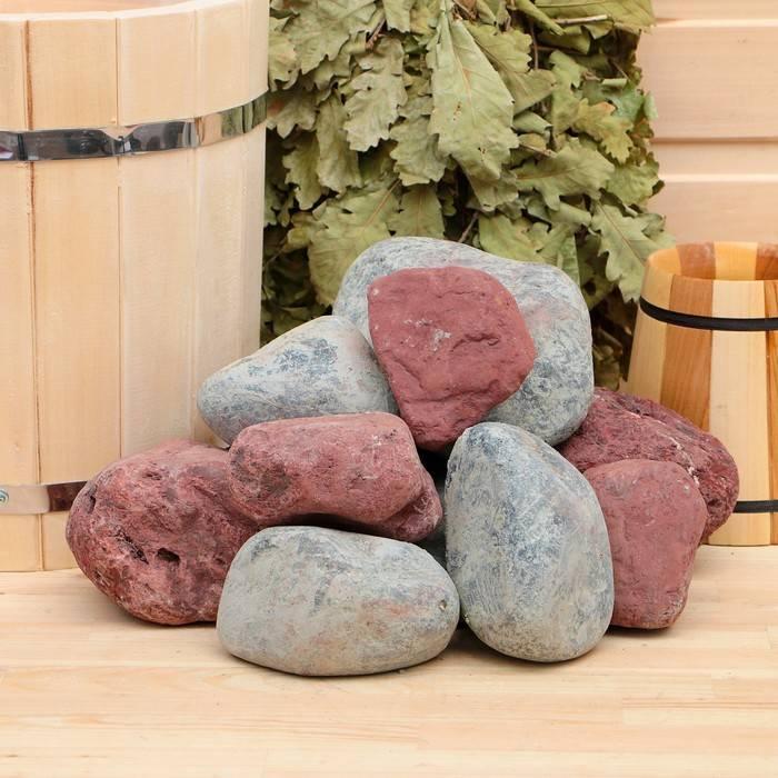 Лучшие камни для бани на 2021 год