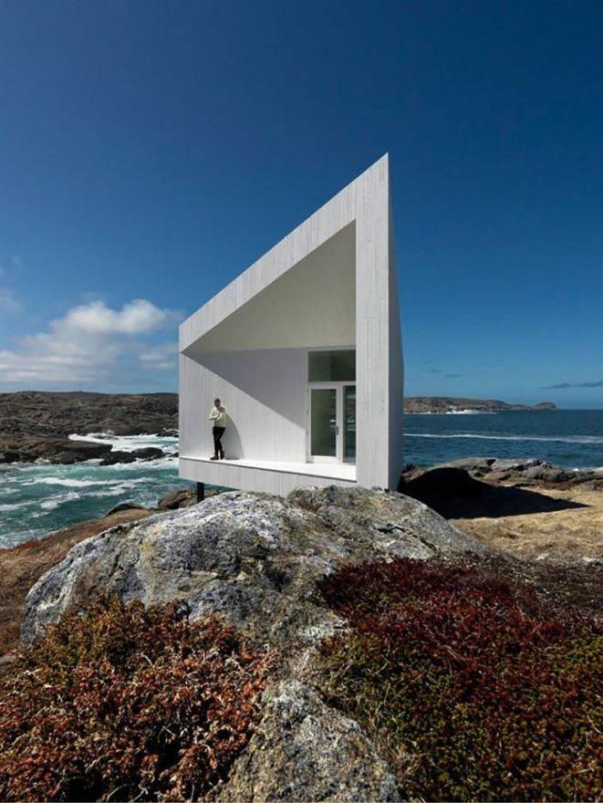 Странные дома: 10 нестандартных материалов для возведения стен