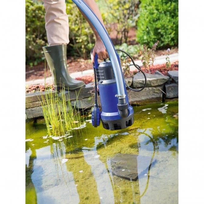Погружной насос для грязной воды: характеристики, модели   гидро гуру