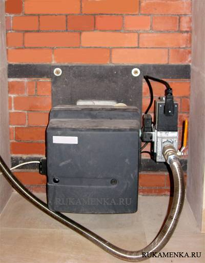 Настройка газовых горелок печей