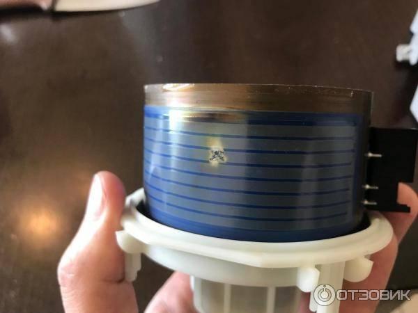 Замена тэна в посудомоечной машине bosch