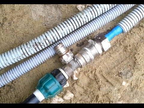 Как обогреть трубопровод с водой зимой: обзор лучших способов + технические нюансы – методы обогрева труб водоснабжения на даче зимой