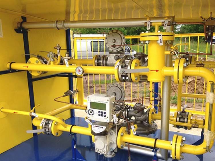 Газовое проектирование: весь процесс от а до я - автоматизация техсервис