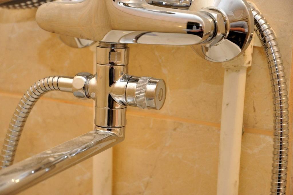 Как самостоятельно установить смеситель в ванной комнате