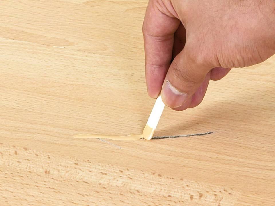 Сколы на мебели: причины, 18 лучших средств и методов для ремонта в домашних условиях