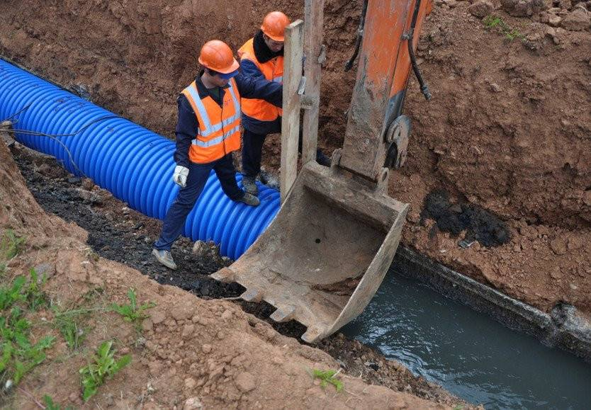 Куда уходит вода из канализации: куда стекают и деваются стоки