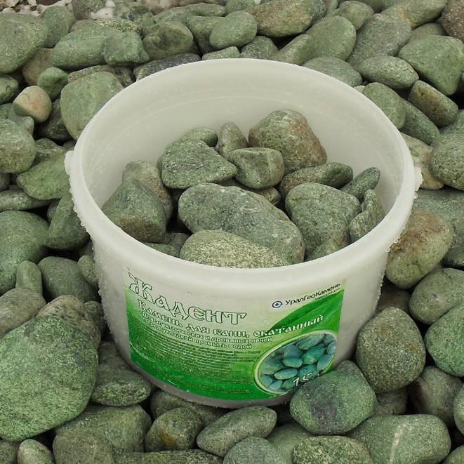 Какие камни для бани лучше выбрать: обзор видов камней рекомендации опытных банщиков