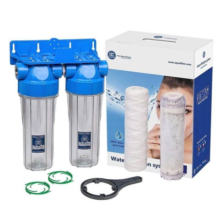 Какой фильтр выбрать для очищения воды в купели — во всех подробностях