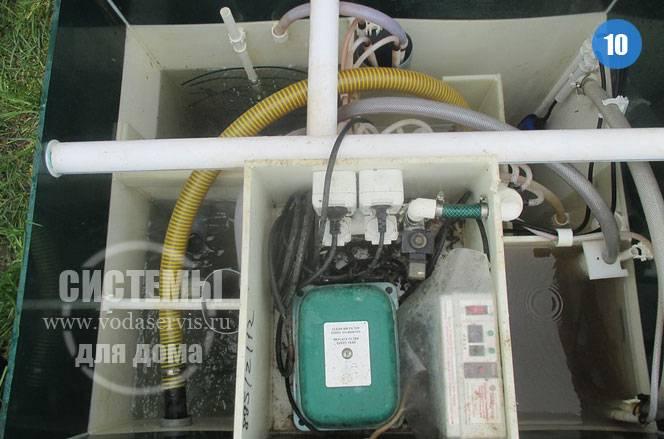 Вентиляция септика (канализационного бетонного колодца): как сделать?