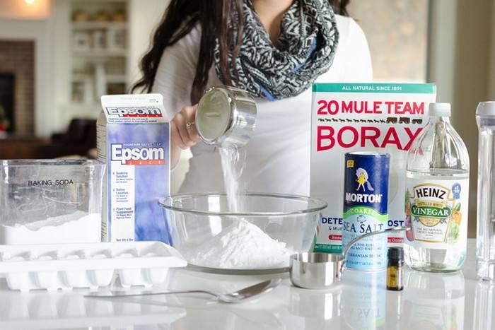 Рецепты изготовления таблеток для посудомоек своими руками | отделка в доме