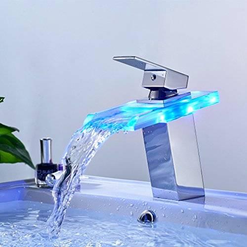 Водопад, смеситель для ванны и раковины: полный обзор, виды, описание и отзывы