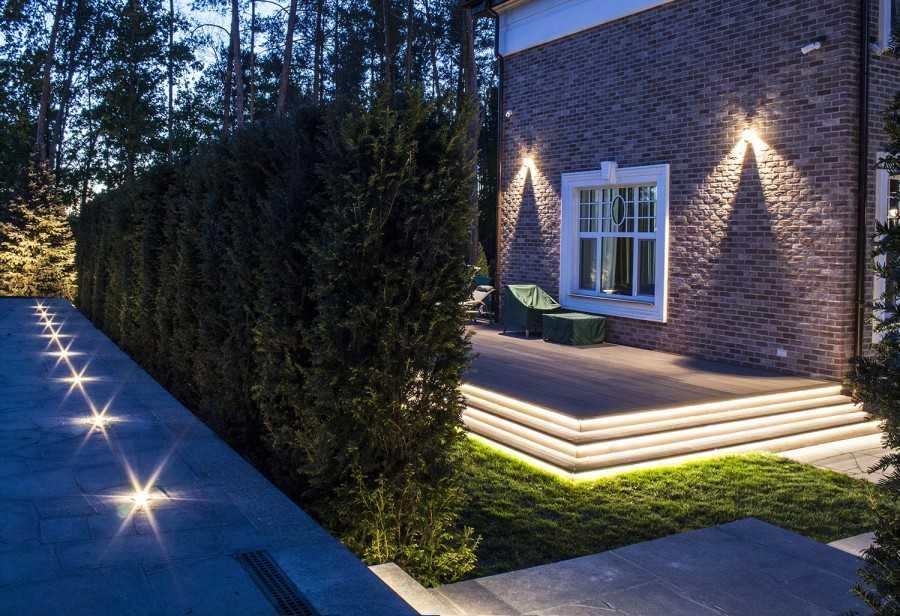 Планирование и монтаж освещения внутри частного дома