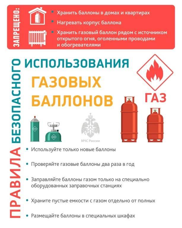 Как правильно пользоваться газовым баллоном в быту: подробное руководство по эксплуатации | отделка в доме