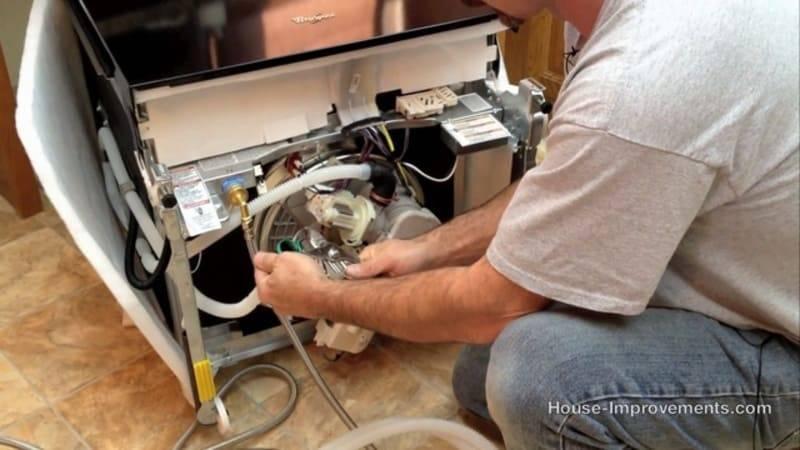 Ремонт программатора стиральной машины своими руками