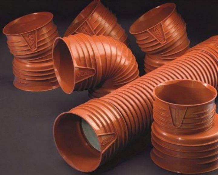 Раструбные трубы пвх безнапорные и напорные – виды, характеристики и сортамент   труба канализационная - клеевое соединение