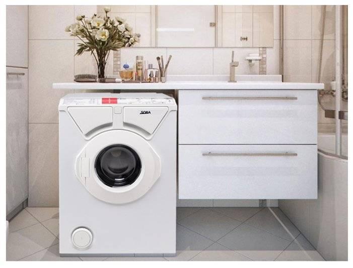 Рейтинг лучших стиральных машин под раковину на 2021 год