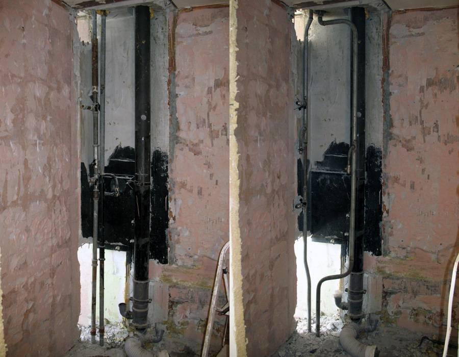 Замена канализационного стояка в квартире – нормы и правила, инструкция по замене