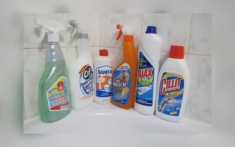 Как правильно выбрать лучшие средства для чистки ванн, особенности и характеристики