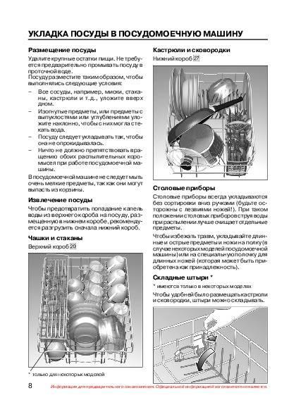 Как пользоваться посудомоечной машиной: правила загрузки посуды