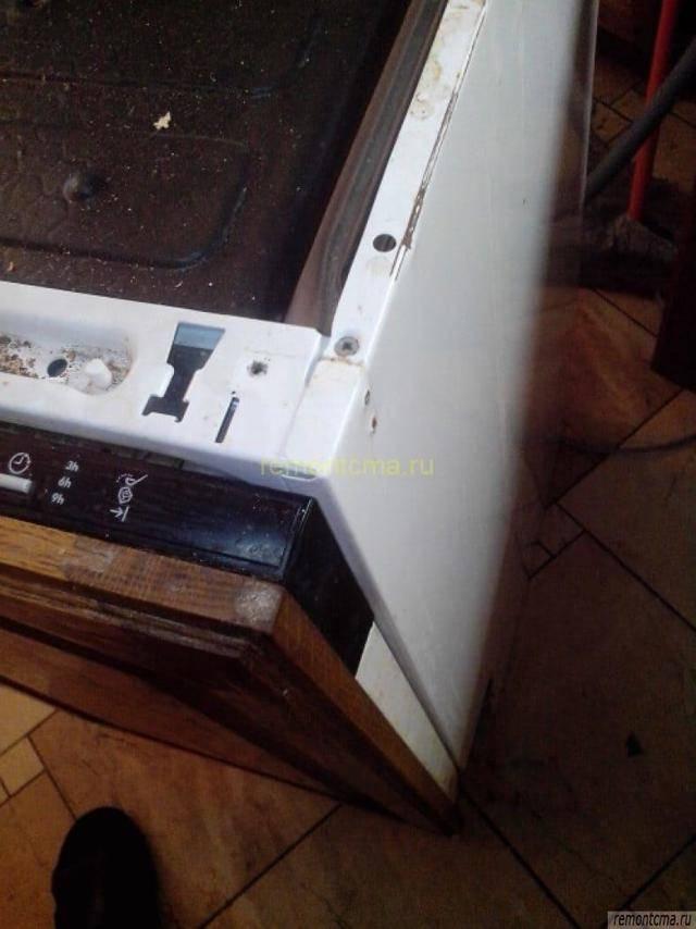 Ремонт посудомоечных машин electrolux своими руками