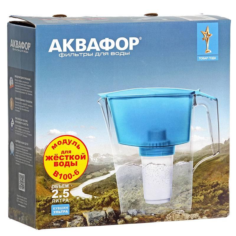 Наши рекомендации: какой фильтр-кувшин для воды лучший?