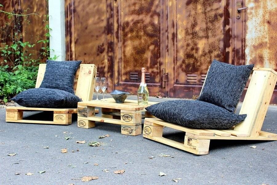 Мебель из поддонов своими руками: пошаговая инструкция по изготовлению своими руками, 140 фото идей