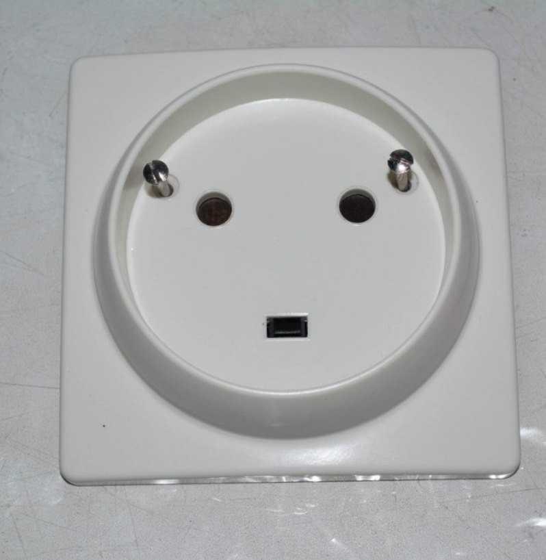 Принципиальная электрическая схема электроплиты