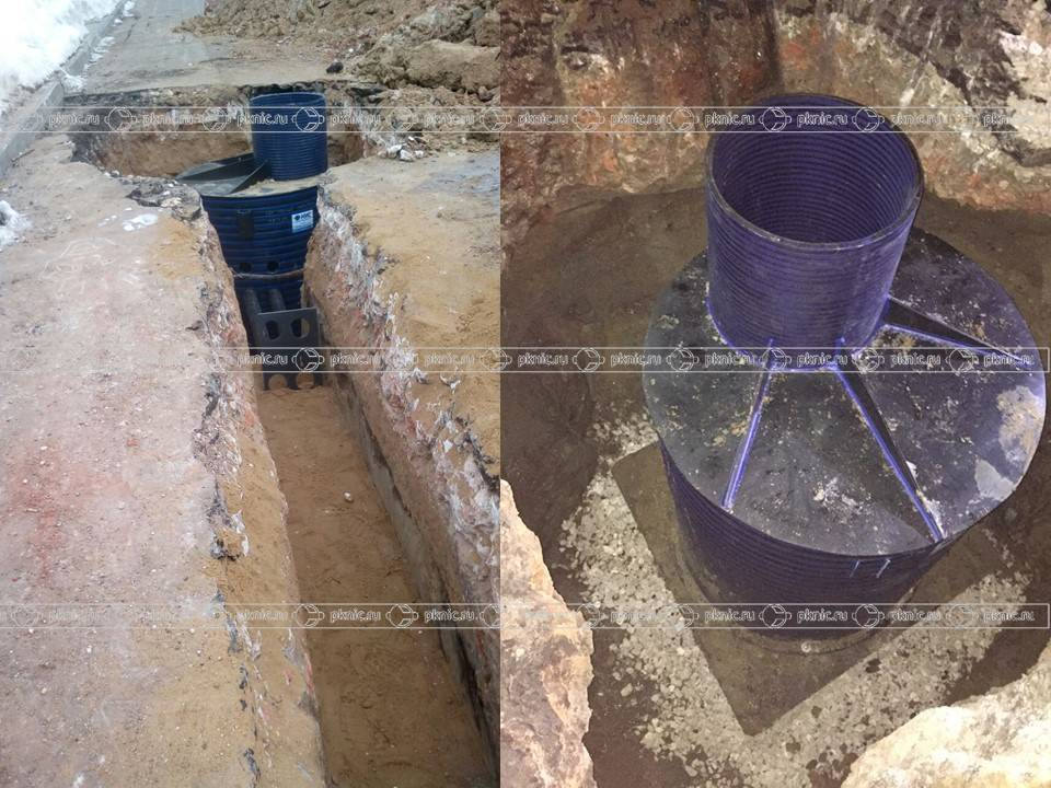 Гидроизоляция швов колодца из бетонных колец изнутри и снаружи от грунтовых вод, материалы, технологии