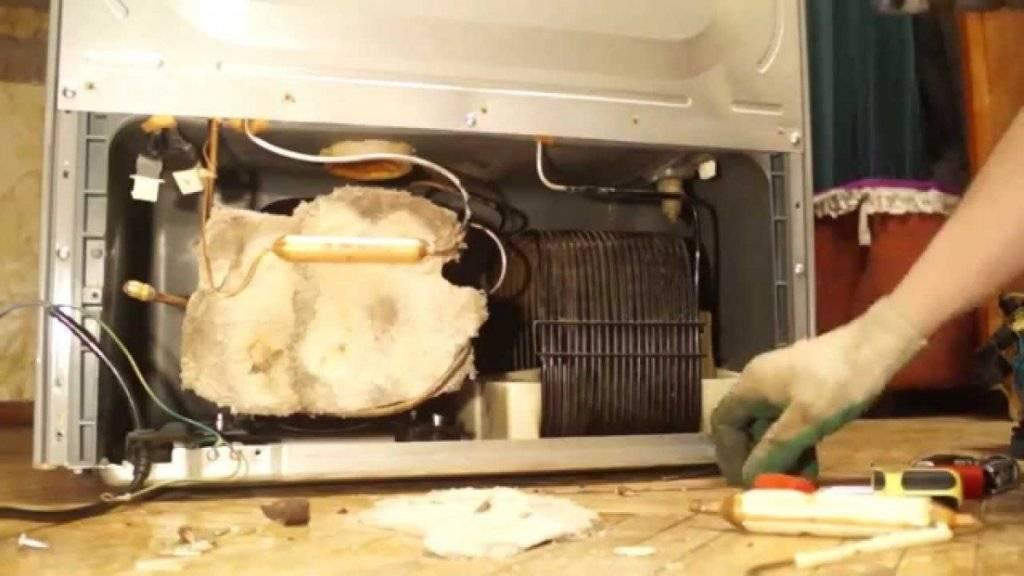 Основные коды ошибок в холодильниках «атлант» и способы устранения неисправностей
