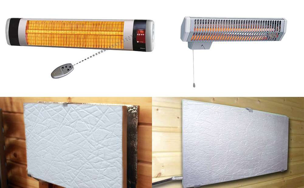 Обогреватели для гаража – энергосберегающие модели, преимущества и недостатки каждого типа