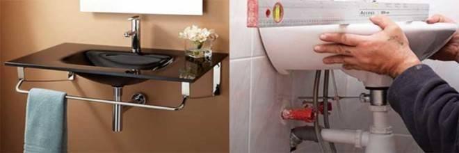 Как установить раковину в ванной – нюансы и последовательность монтажа умывальника