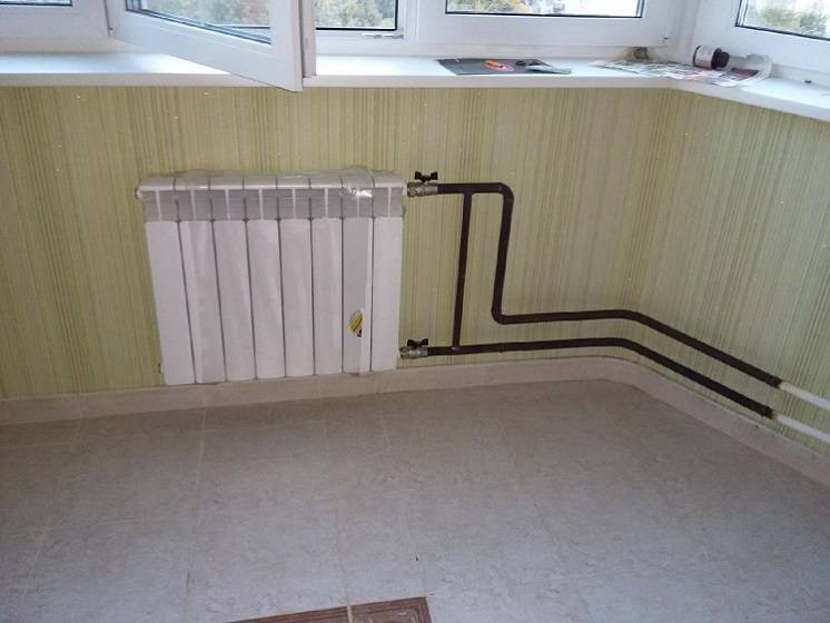 Замена радиатора отопления в квартире, как правильно поменять батареи, детальное фото и видео