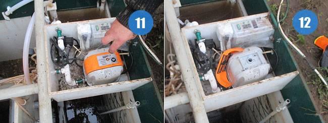 Зачем нужен компрессор для септика и как его правильно подключить?