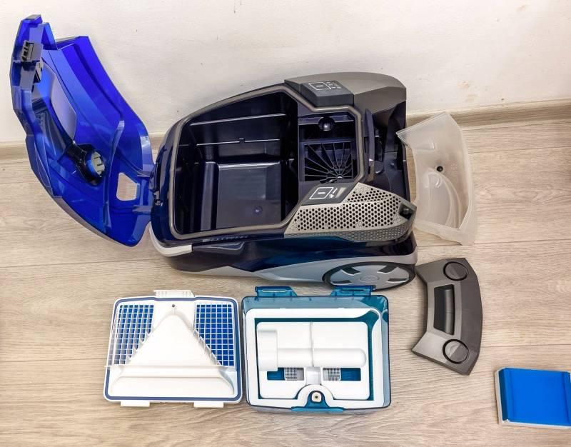 Моющие пылесосы thomas: отзывы, инструкция по применению, как пользоваться, какой лучше, беспроводной, вертикальный, моющий, ручной