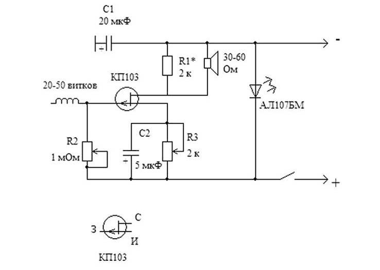 Детектор скрытой проводки своими руками: схема, отзывы :: syl.ru