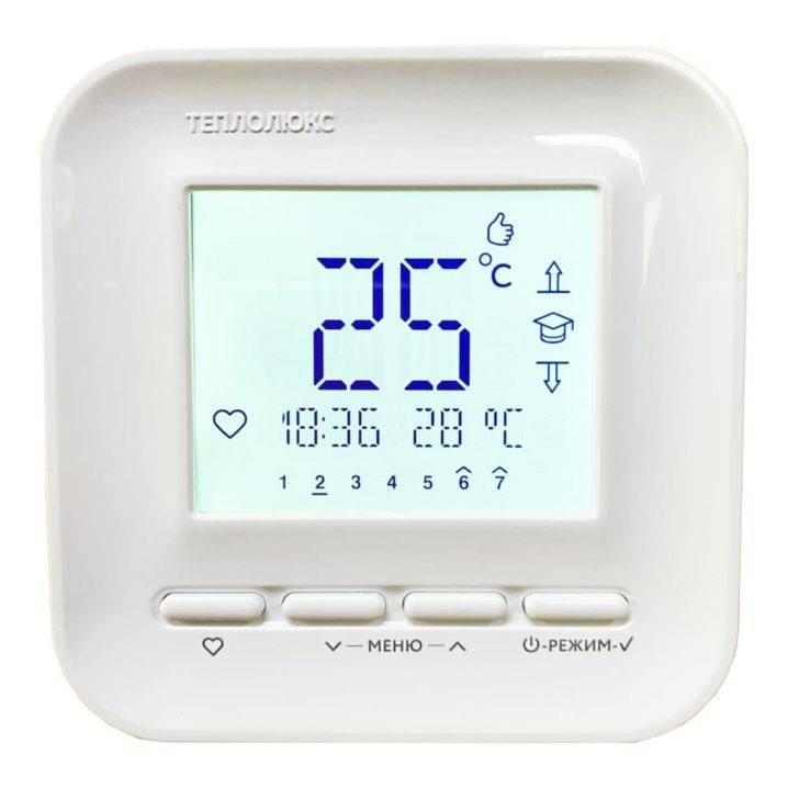 Терморегулятор для теплого пола: виды, монтаж своими руками