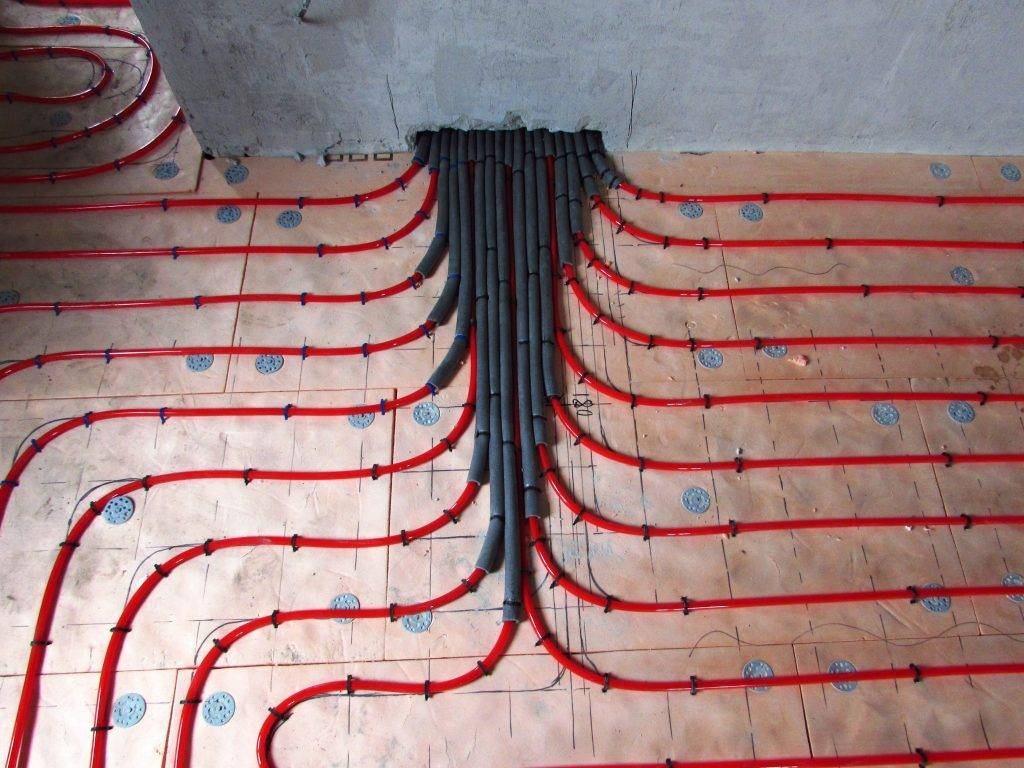 Как выполнить укладку теплого пола под плитку – пошаговое руководство по монтажу электрического кабельного пола